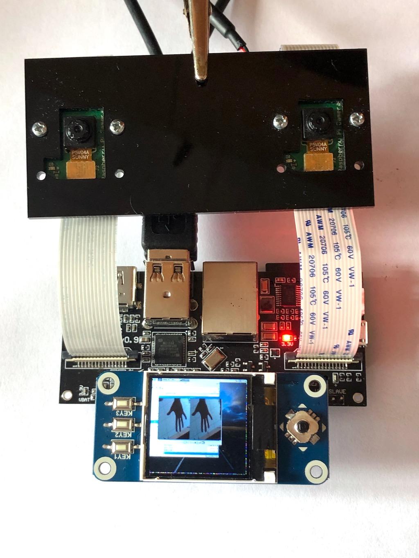 StereoPi - DIY stereoscopic camera with Raspberry | Hackaday io
